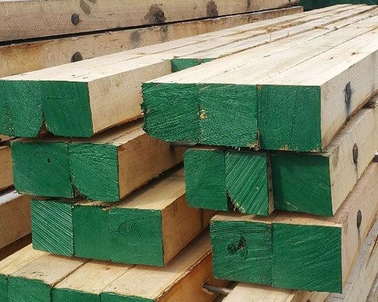Timber Mats Hardwood Crane Access Mats Viking Mat Company