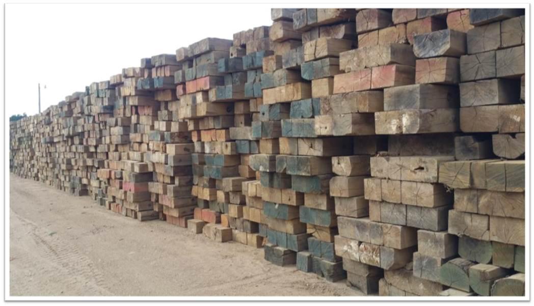 High Quality Used Timber Mats Used Crane Mats Viking Mat